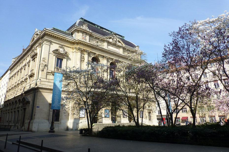 Véritable théâtre à l'italienne, le théâtre des Célestins est une fierté lyonnaise