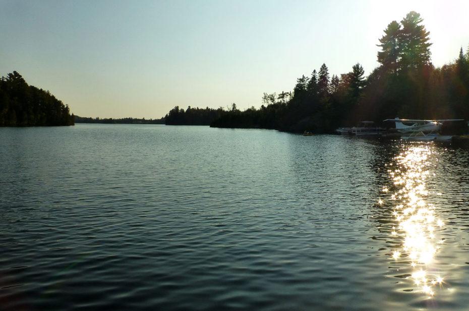 Tours en hydravion à la Pourvoirie du Lac Blanc