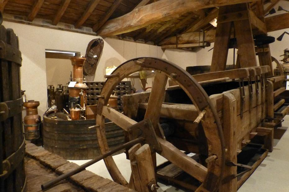 Visite du musée de la Vigne et du Vin