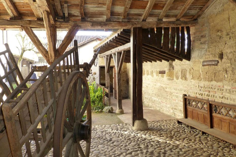 Visite de la maison du Saint-Curé d'Ars