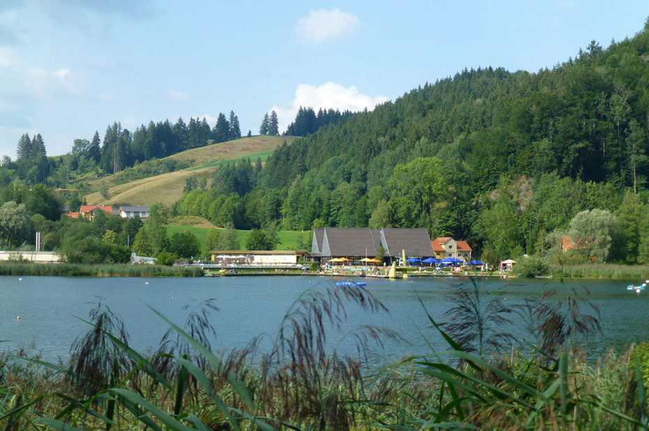 Base nautique de l'étang Stockenweiler Weiher