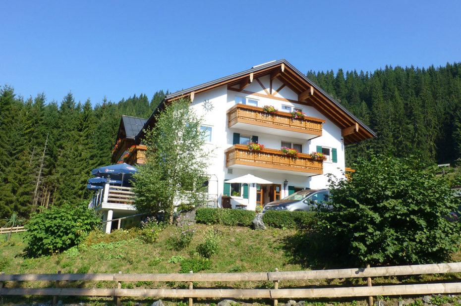L'Alpenhof Reuterwanne, une halte idéale sur le chemin des châteaux de Bavière