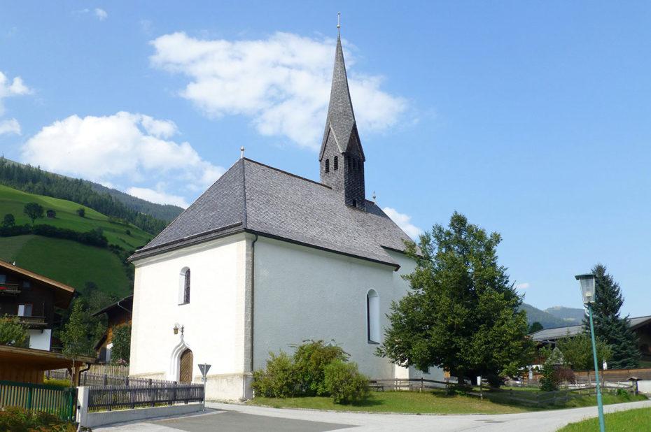 Petite chapelle à Bramberg am Wildkogel