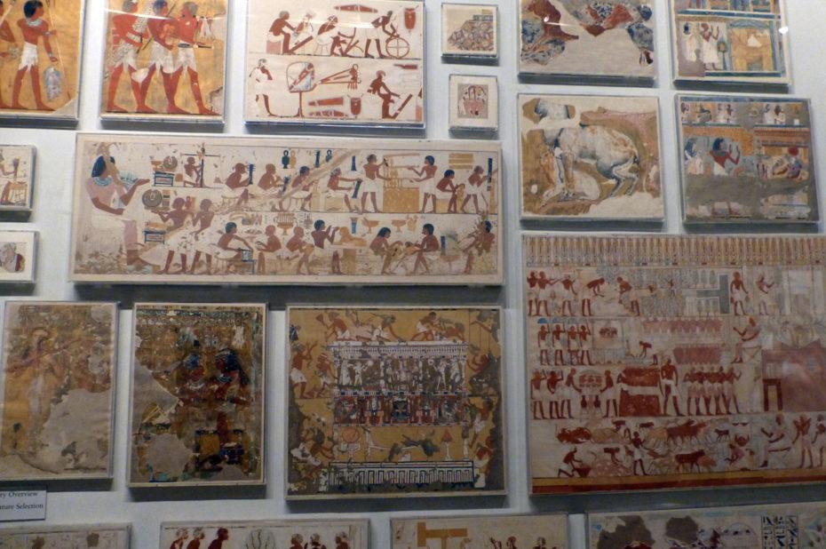 Galerie égyptienne du Metropolitan Museum of Art