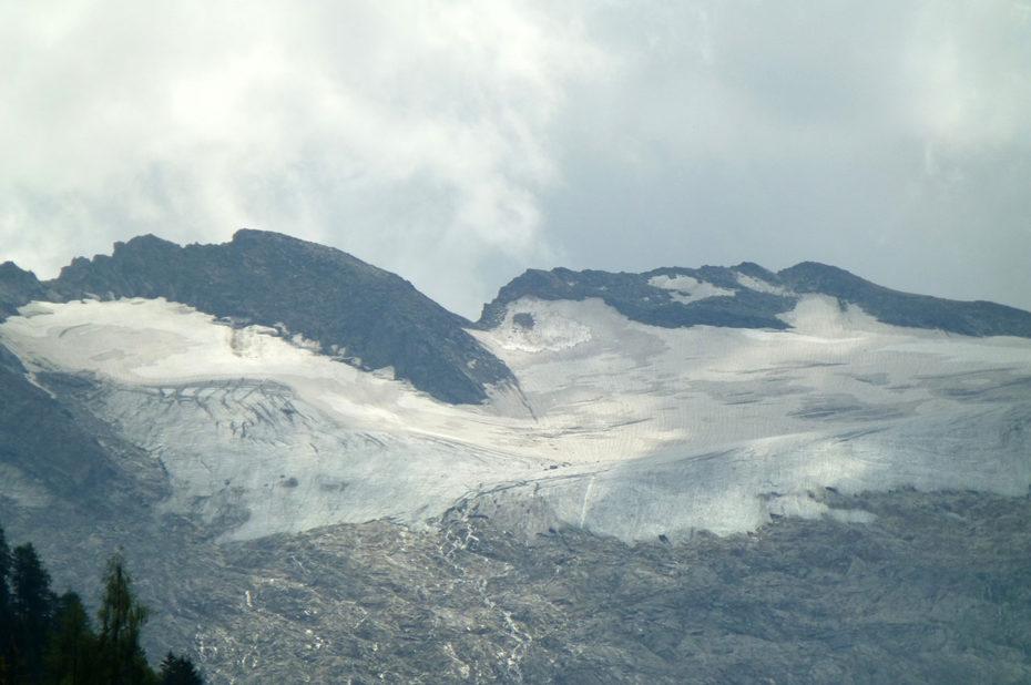 Le glacier de Habach