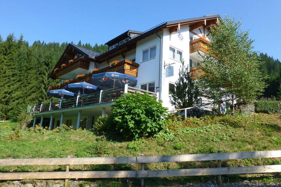 Hôtel Alpenhof Reuterwanne à Wertach