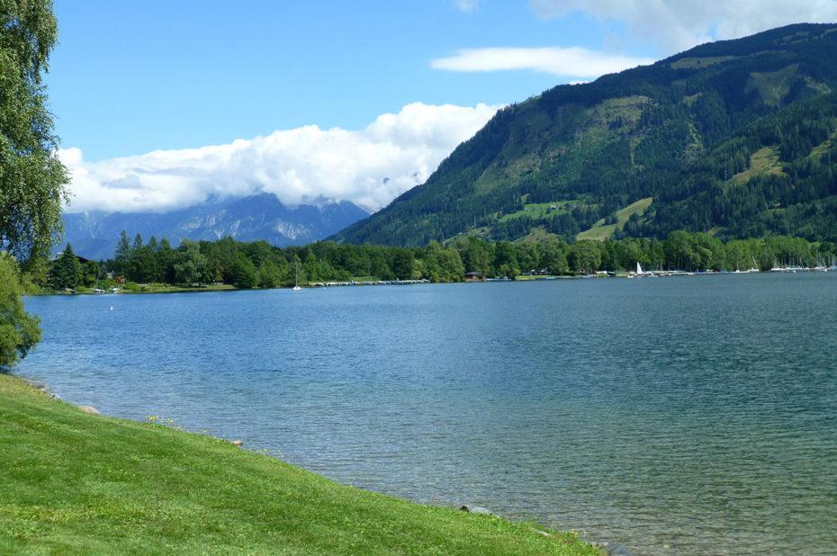Lac Zeller See est peuplé de nombreuses variétés de poissons