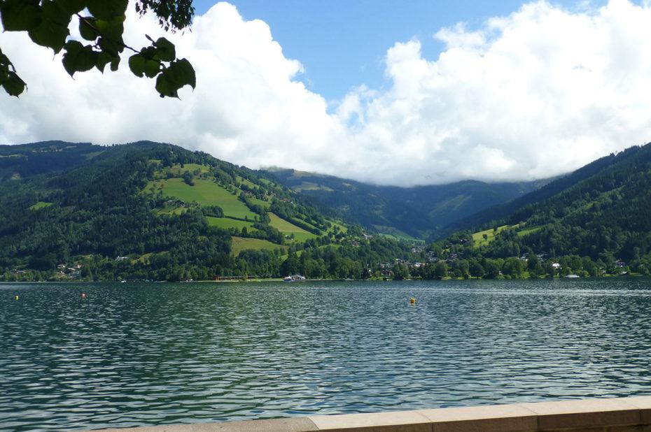 Magnifique météo pour se promener sur les bords du lac