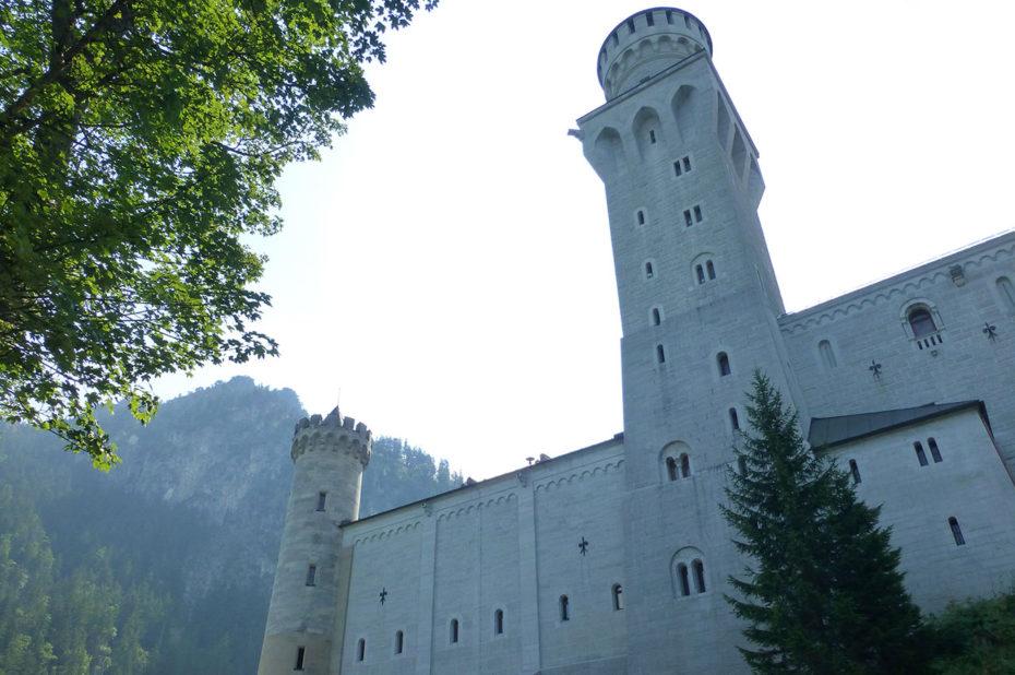 Le château de Neuschwanstein accueille 1,4 million de visiteurs par an