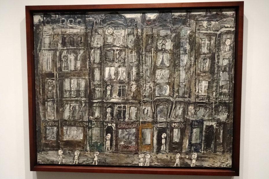 Apartment Houses de Jean Dubuffet
