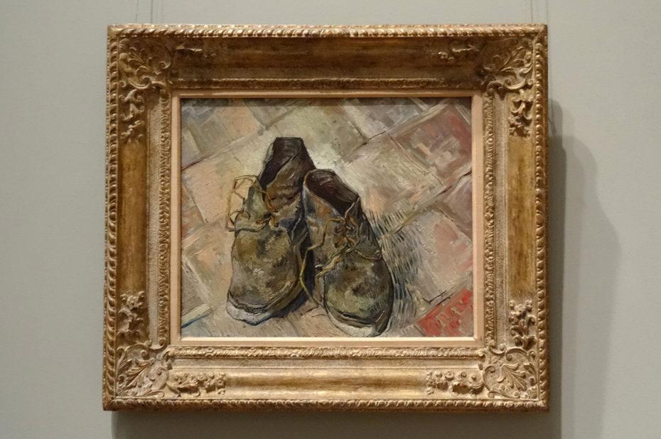 Chaussures de Vincent Van Gogh