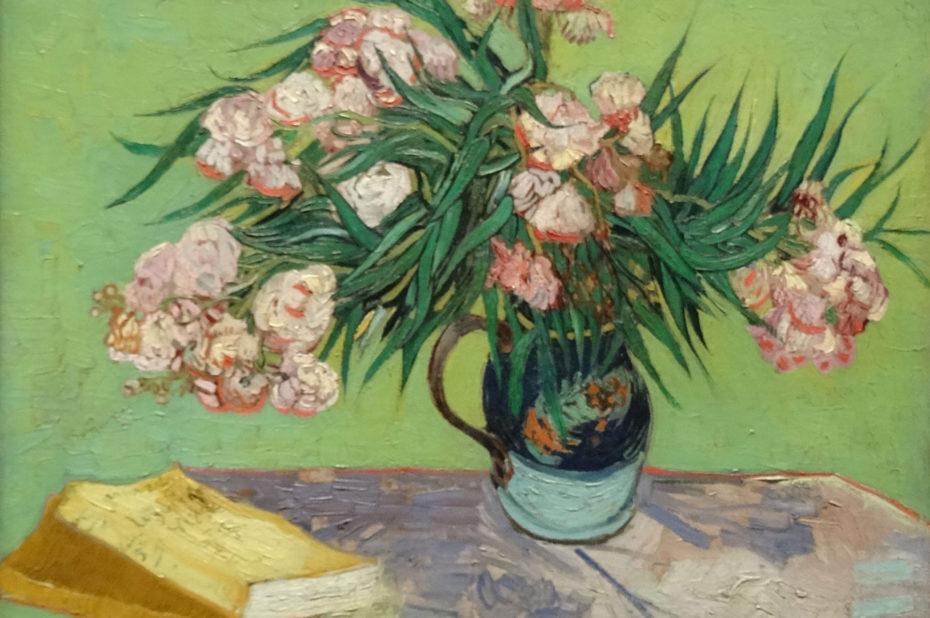 Lauriers-roses de Vincent Van Gogh