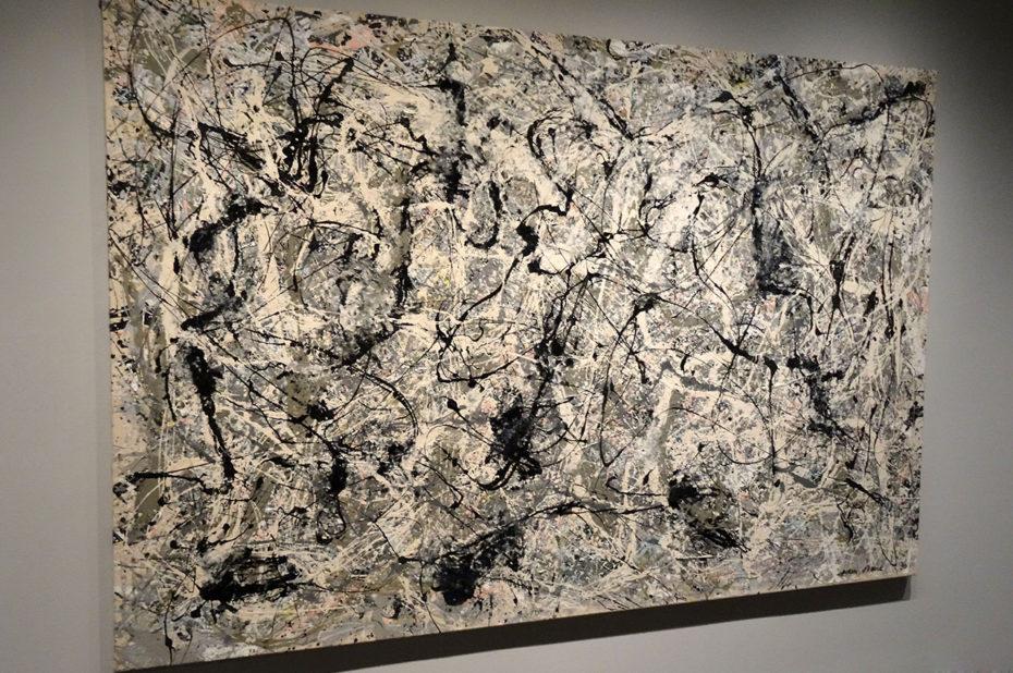 Nombre 28 de Jackson Pollock