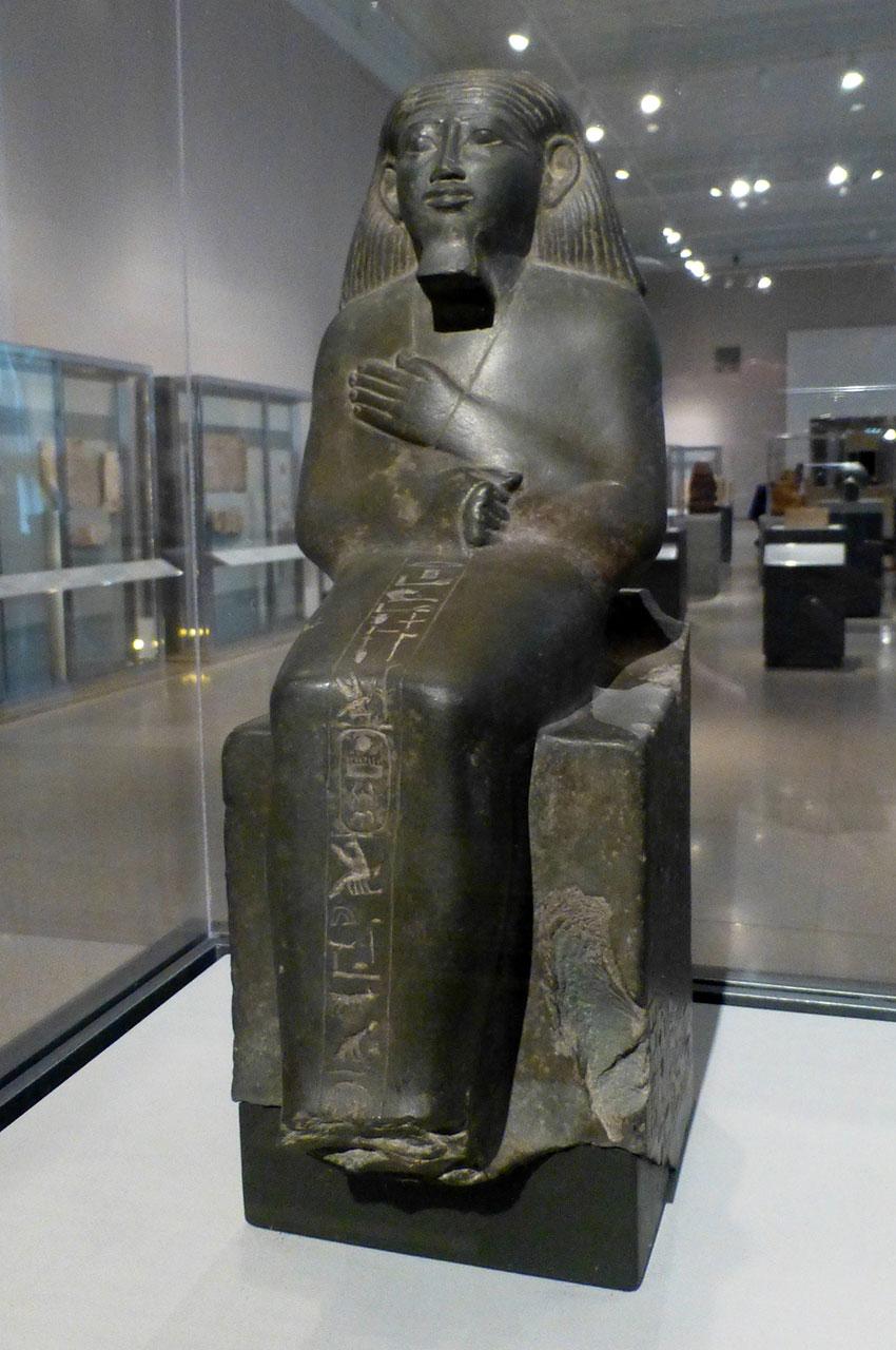 Ahmose, également connu sous le nom de Ruru
