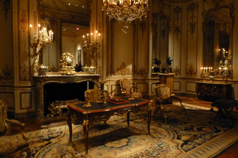 Boiserie de l'Hôtel de Varengeville