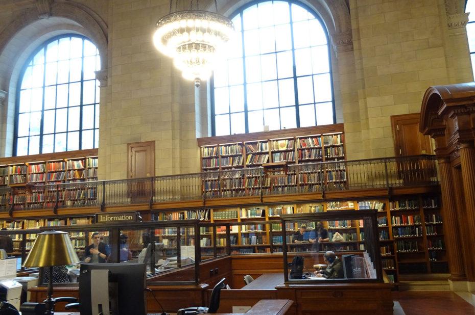 Bureau d'information et d'emprunt des livres