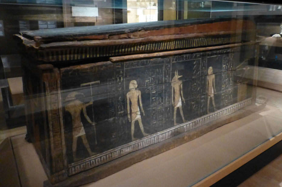 Cercueil extérieur de Kamwese
