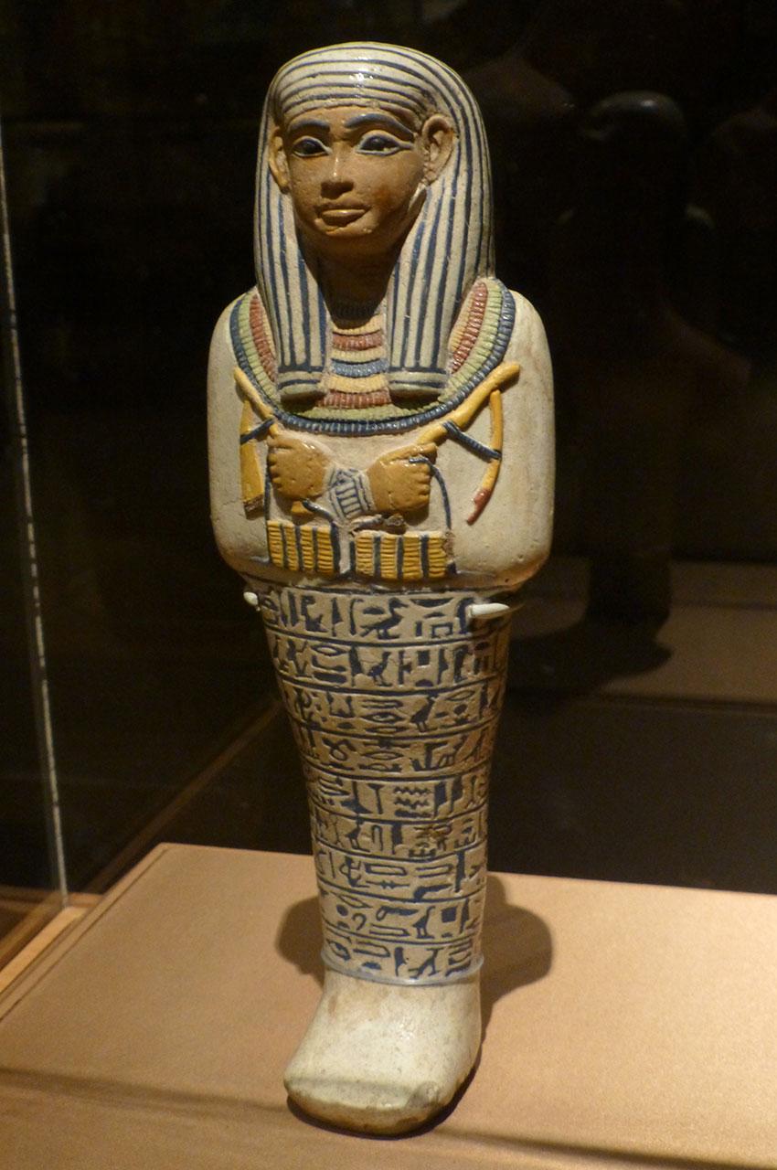 Figure funéraire Shabty de Sati