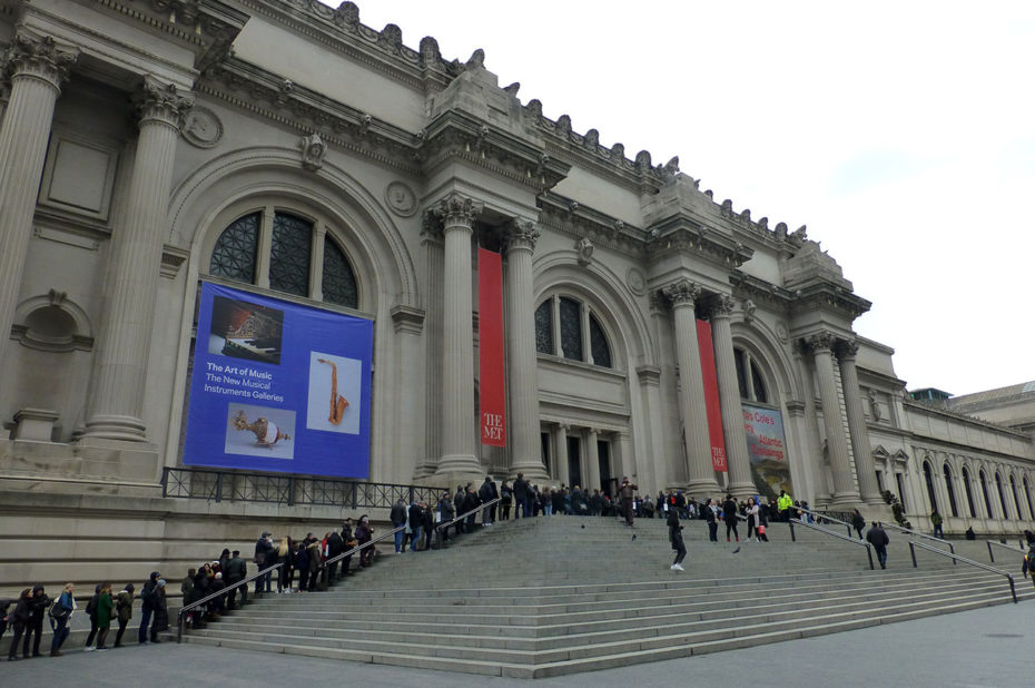Le Metropolitan Museum of Art (MET) de New-York