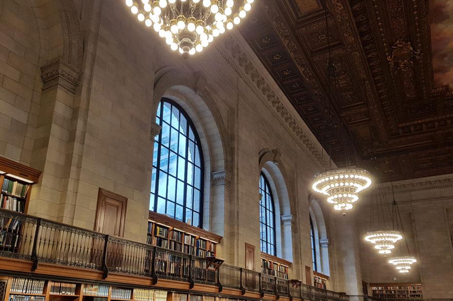La New York Public Library doit sa naissance à Samuel J. Tilden