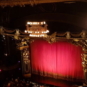 The Phantom of the Opera au Majectic Theatre