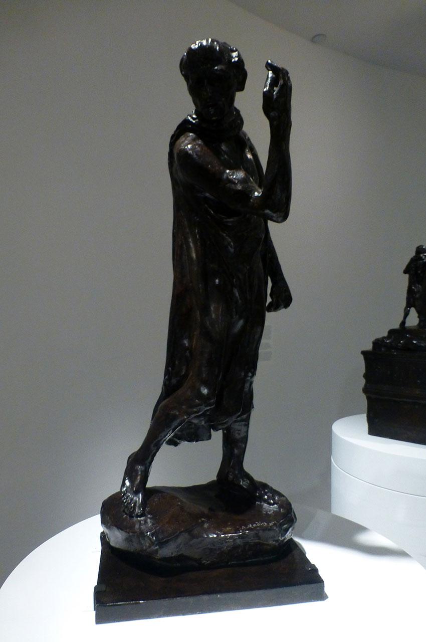 Pierre de Wiessant, bronze d'Auguste Rodin