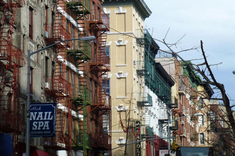 L'architecture si particulière du quartier de Little Italy