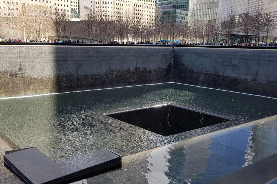 Mémorial des attentats du 11 septembre 2001