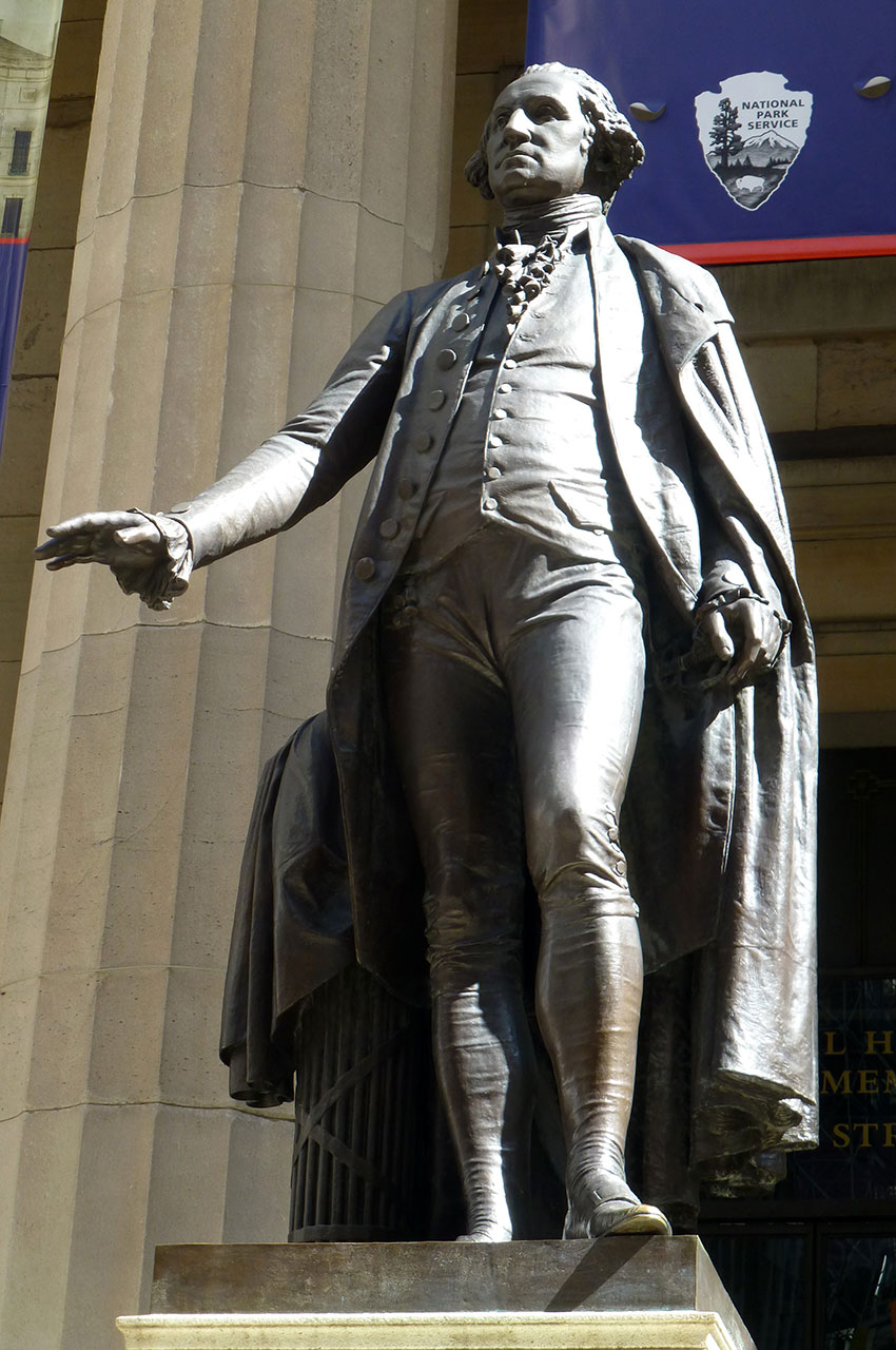 Statue de George Washington