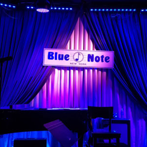 Le Blue Note, un bar de jazz mondialement connu