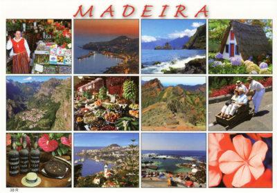 Coutumes, délices et paysages de Madère