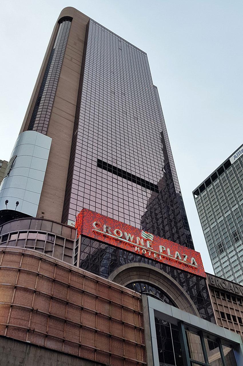 Crowne Plaza Hotel à Times Square