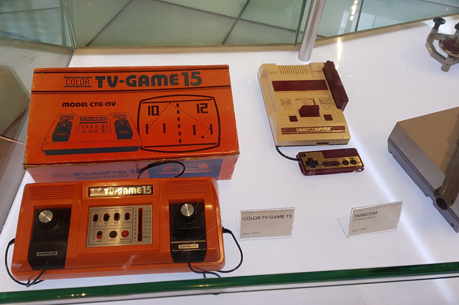Color TV Game 15, ancienne console Nintendo