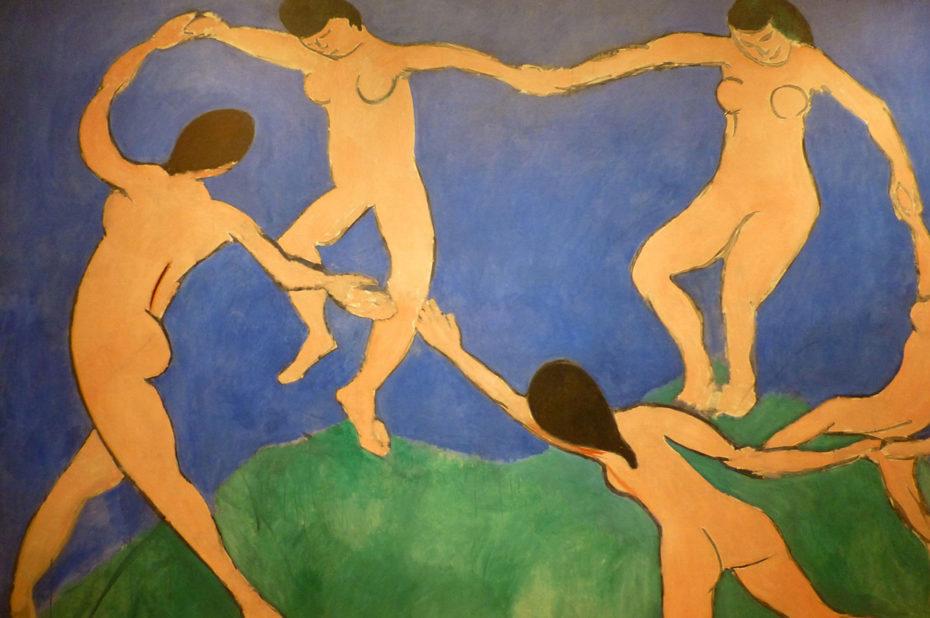 La danse de Henri Matisse
