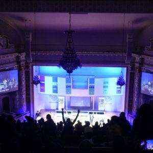 Une messe Gospel à Harlem, un spectacle haut en couleurs