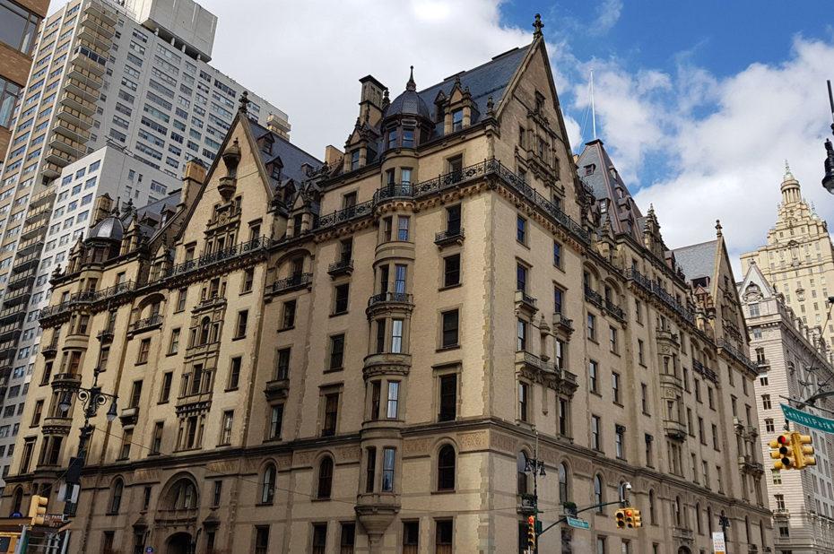 Château sur Central Park West