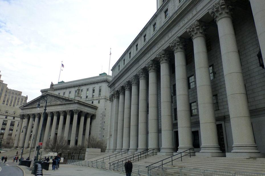 Palais de justice du comté de New York