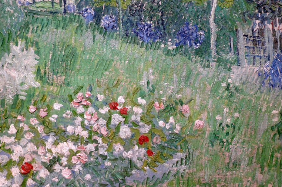 Le Jardin de Daubigny de Vincent Van Gogh