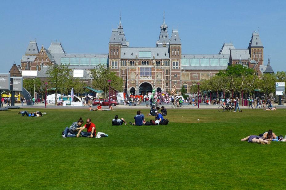 Le Rijksmuseum, le musée le plus célèbre des Pays-Bas