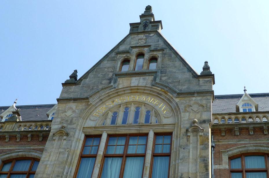 Bâtiment de la Caisse d'Épargne Rijkspost