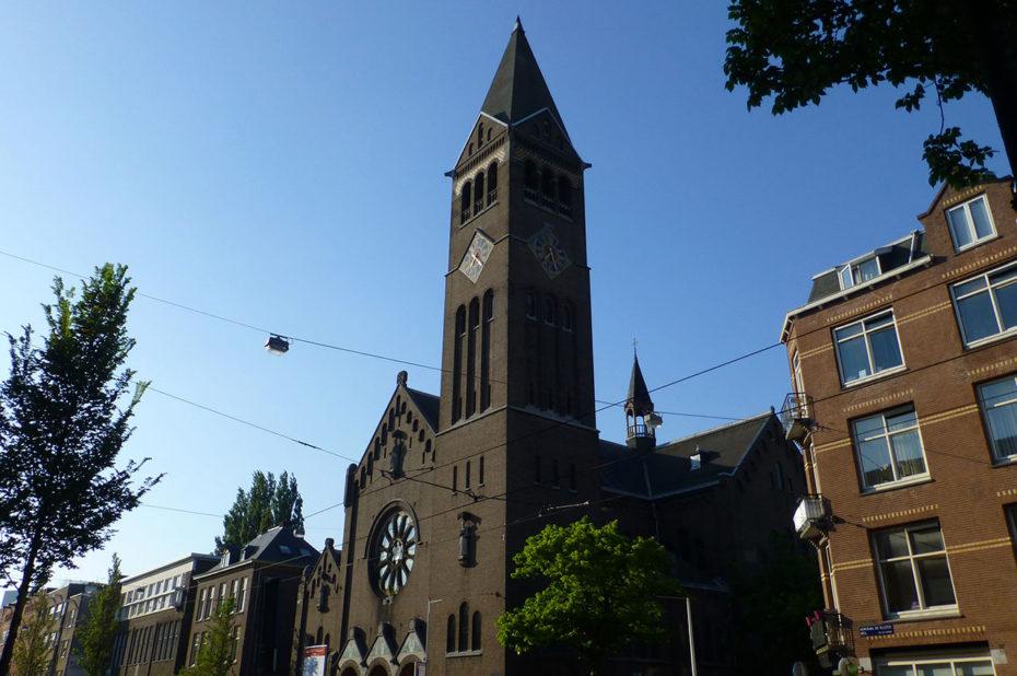 L'église d'arbre ou église Saint François d'Assise