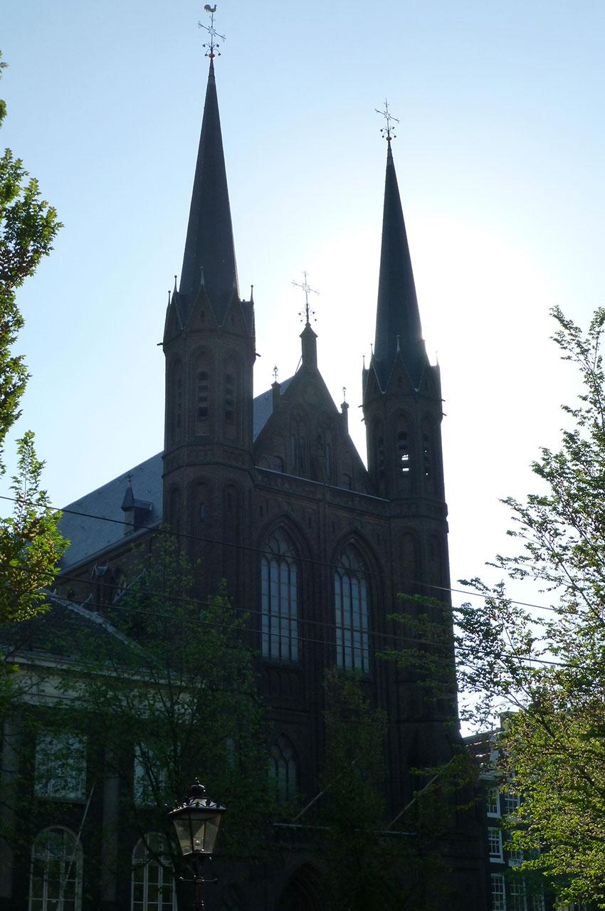 Église Saint François-Xavier d'Amsterdam