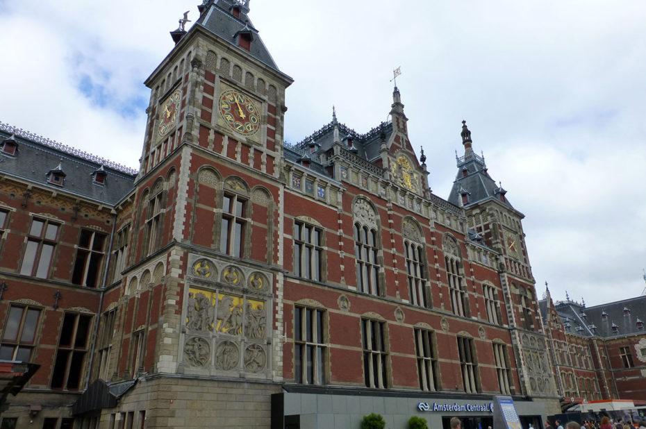 Gare d'Amsterdam-Central