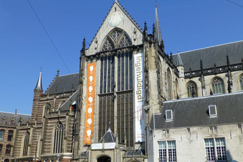 La Nieuwe Kerk, nouvelle église d'Amsterdam