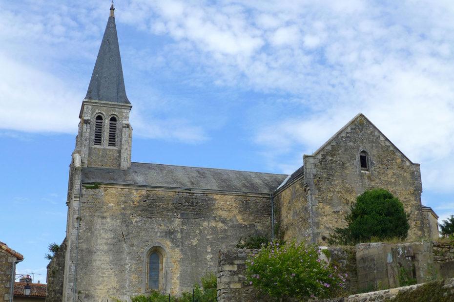 Église Notre-Dame de Gençay
