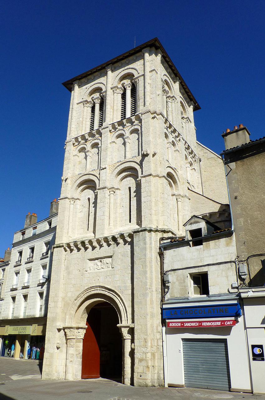 L'église Saint-Porchaire