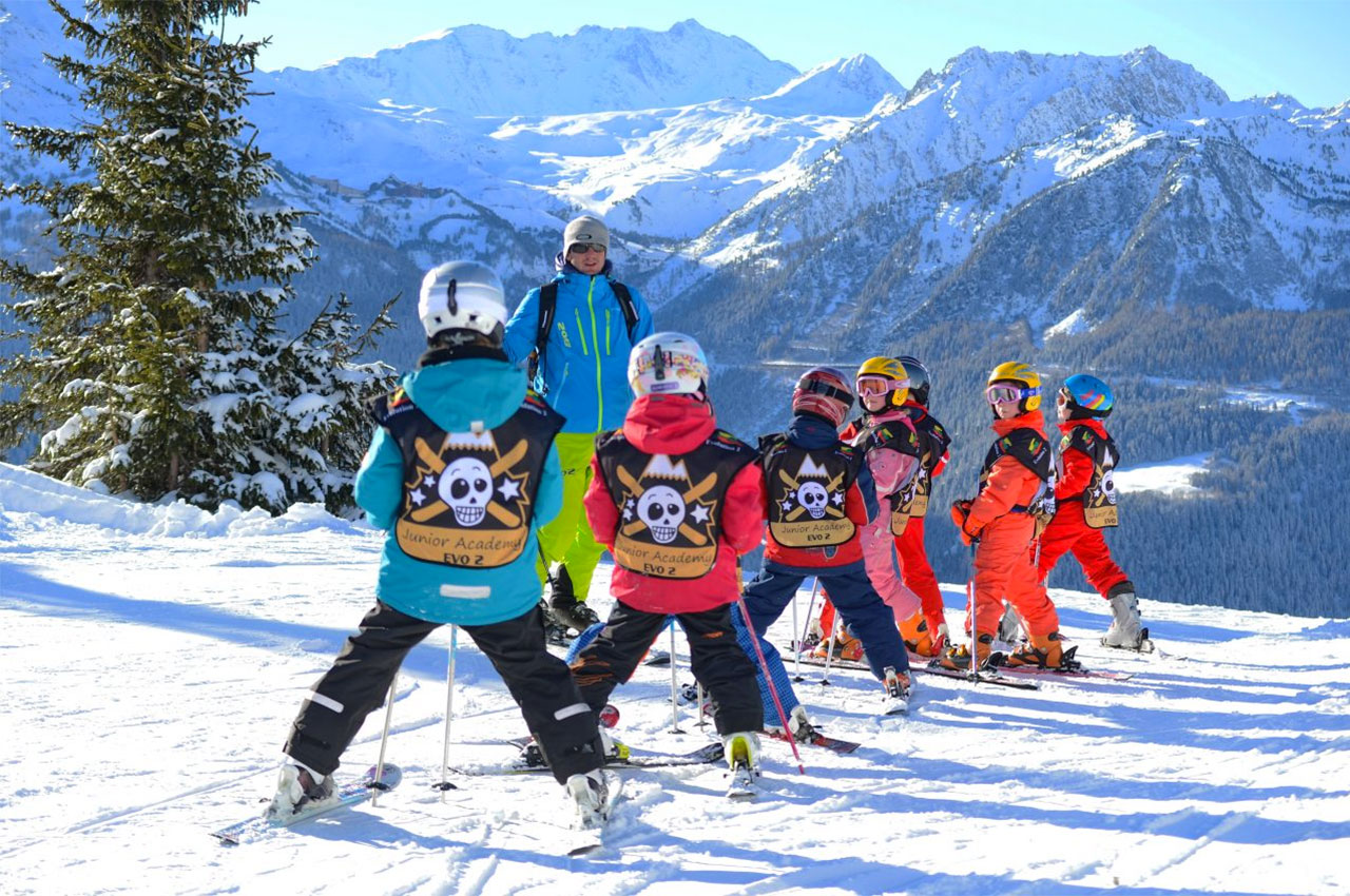 Apprendre à skier en Chartreuse