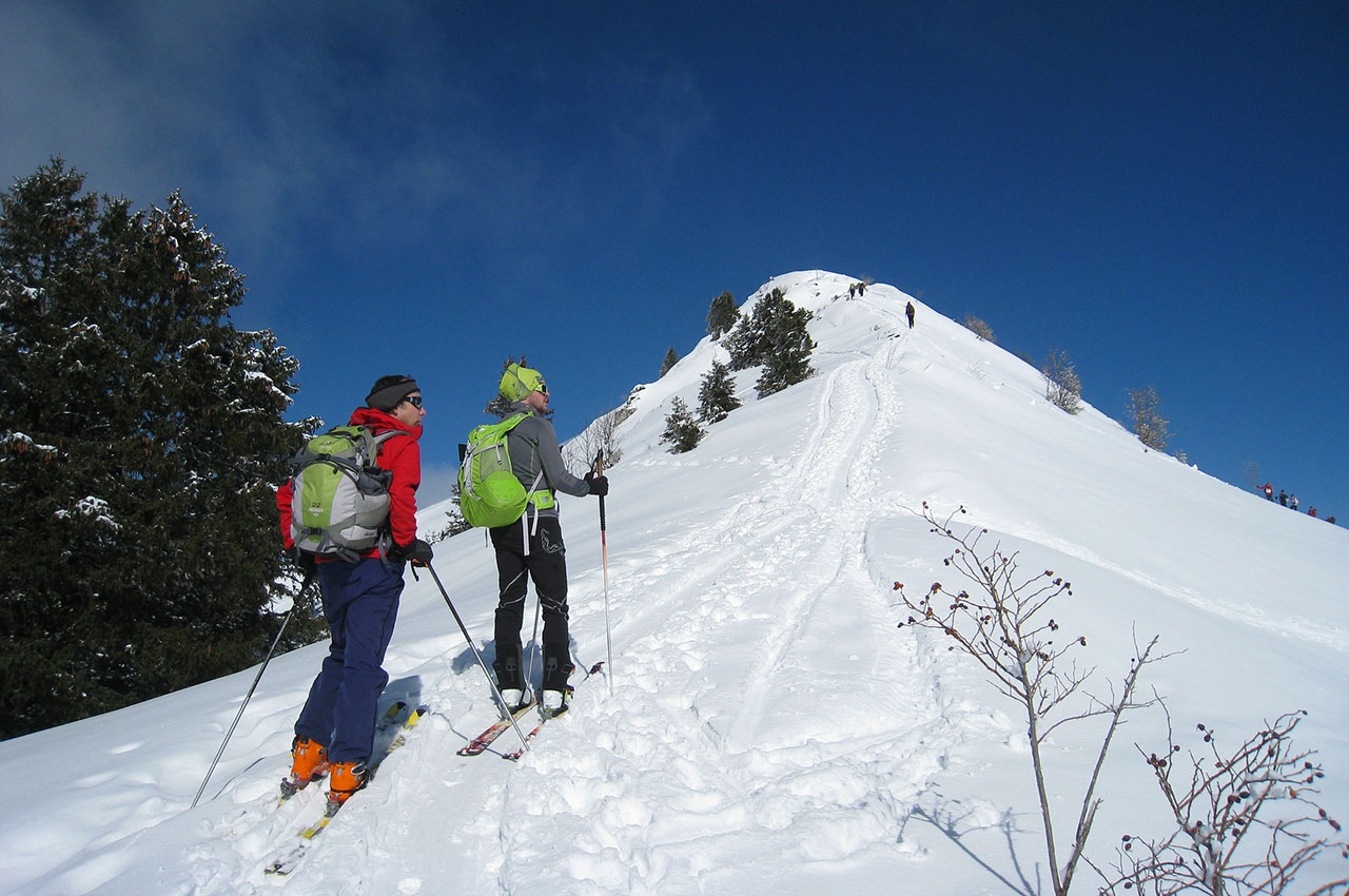 Ski de randonnée en Chartreuse