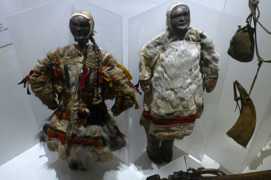Costumes traditionnels Nenets