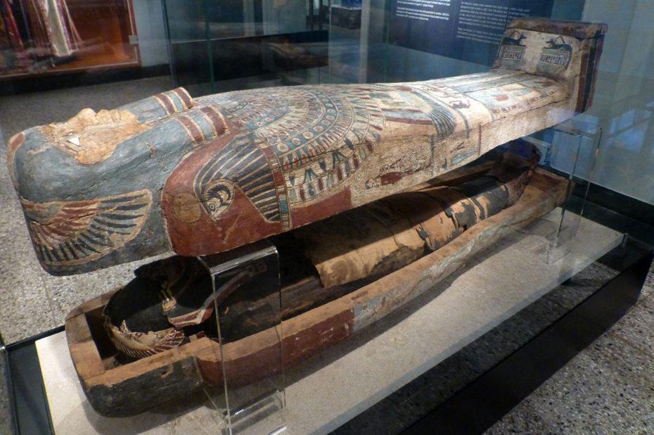 Momie de Nofret, période ptolémaïque
